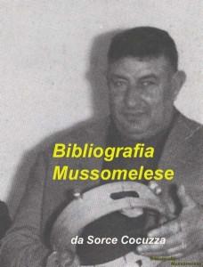 Melu l'urbu di Piero Ciccarelli - Mussomeli © Bibliografia Mussomelese